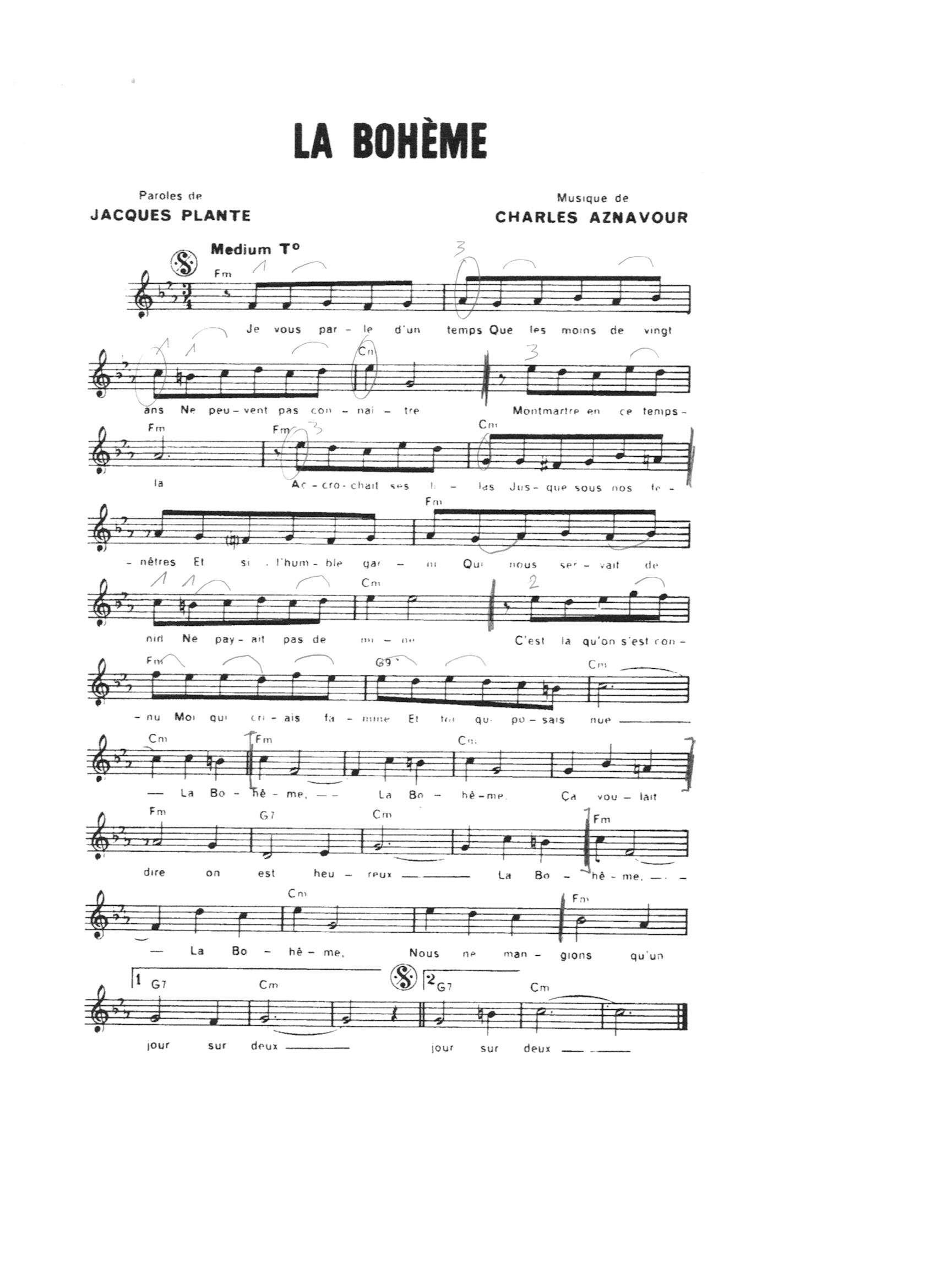 Analyser un morceau est essentiel avant de le jouer - Couper un morceau de musique en ligne ...